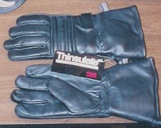 Padded Thinsulate Lined Gloves
