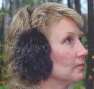 Raccoon Ear Muff