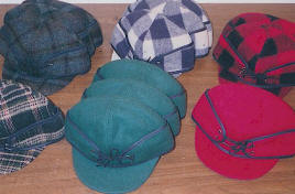 e7e19cdedf9 Wool Blend Hat · These stylish hats have material ear flaps that tuck up  inside